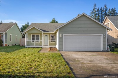 Yelm Single Family Home For Sale: 15813 90th Ave SE
