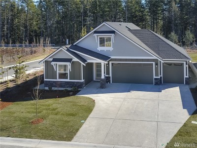 Port Orchard Single Family Home For Sale: 2255 Donnegal Cir SW
