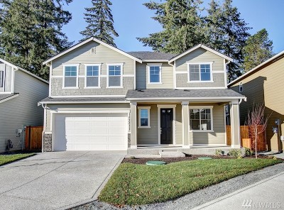 Lacey Single Family Home For Sale: 8404 21st Ave SE