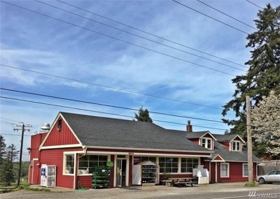 Bellingham Commercial For Sale: 2908 Mt. Baker Hwy