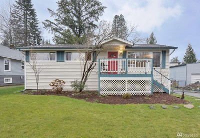 Snoqualmie Single Family Home For Sale: 39781 SE Walnut St