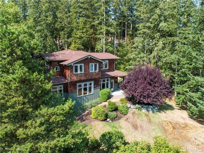Anacortes Single Family Home For Sale: 2319 21st St