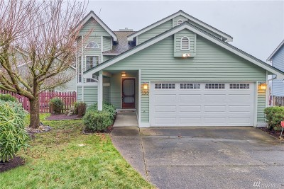 Federal Way Single Family Home For Sale: 2313 S 278th Ct