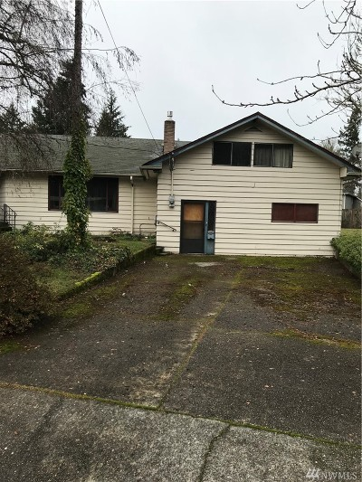 Olympia Single Family Home For Sale: 2130 SE Woodcrest Dr SE