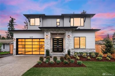 Kirkland Single Family Home For Sale: 12215 NE 75th St