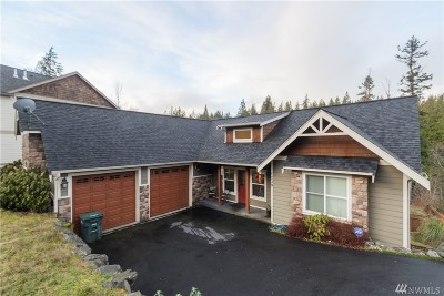 Whatcom County Single Family Home For Sale: 1239 Geneva Hills Rd