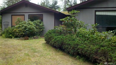 Single Family Home For Sale: 493 N Potlatch Dr.