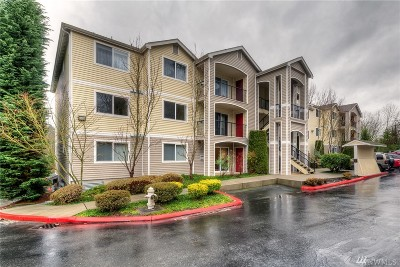 Bothell Condo/Townhouse For Sale: 10709 Valley View Rd #A106