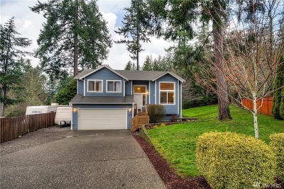 Gig Harbor Single Family Home Pending: 13014 97th Ave NW