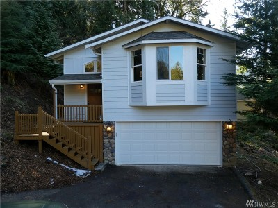 Bellingham WA Single Family Home For Sale: $359,500