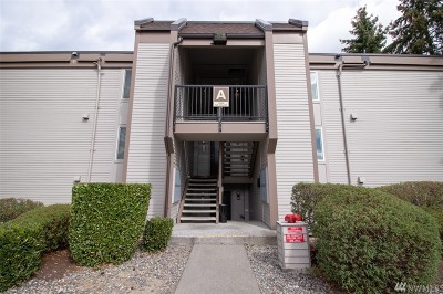 Bellevue Condo/Townhouse For Sale: 14650 NE 32nd St #A14