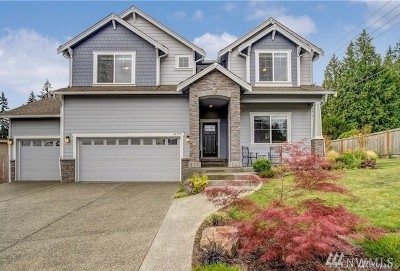 Lynnwood Single Family Home For Sale: 14719 Cascadian Wy