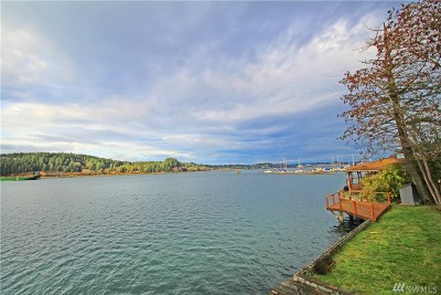 Port Orchard Single Family Home For Sale: 1683 SW Bay St