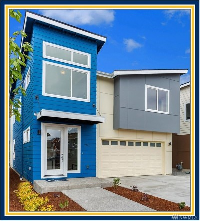 Seattle, Bellevue, Kenmore, Kirkland, Bothell Single Family Home For Sale: 9821 6th Place SW