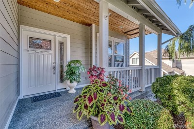 Gig Harbor Single Family Home For Sale: 11302 65th Ave NW