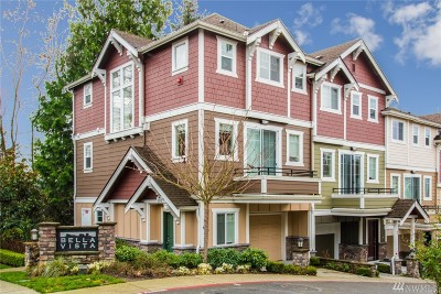 Bellevue Single Family Home For Sale: 107 118th Ave SE #1