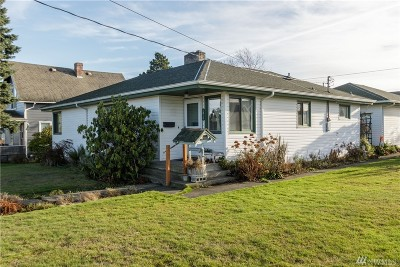 La Conner, Anacortes Single Family Home For Sale: 1019 19th St