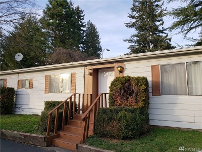 Auburn Mobile Home For Sale: 800 29th St SE #G1
