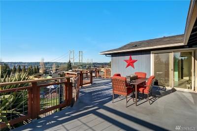Tacoma Single Family Home For Sale: 1308 N Fir St