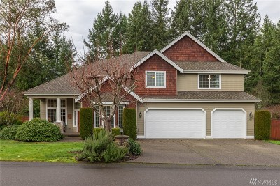 Gig Harbor Single Family Home For Sale: 4208 71st Av Ct NW