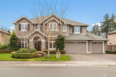 Sammamish Single Family Home For Sale: 880 211th Ave SE