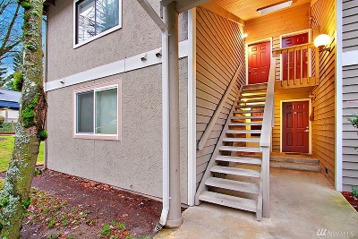 Kirkland Condo/Townhouse For Sale: 12604 NE 119th St #A1