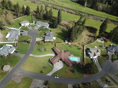 Yelm Single Family Home For Sale: 11912 Arlene Lane SE