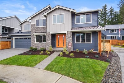 Bonney Lake Single Family Home For Sale: 18721 134th St E