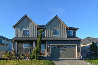 Tumwater Single Family Home For Sale: 3250 Vista Verde Lane SW