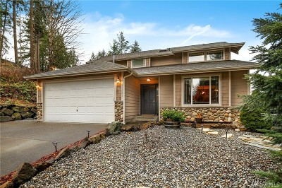 Maple Valley Single Family Home For Sale: 23225 SE 267th Lane