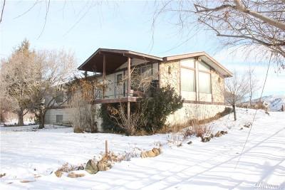 Chelan Single Family Home For Sale: 1520 Howard Flat Rd