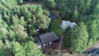 Anderson Island Single Family Home For Sale: 12511 Yoman Rd