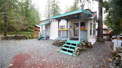Skagit County Single Family Home For Sale: 5206 Ma Kook Trail