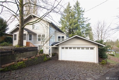 Thurston County Single Family Home For Sale: 526 18th Ave SE