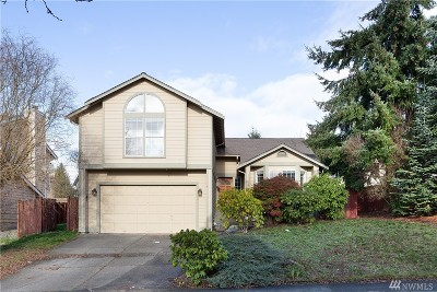Federal Way Single Family Home For Sale: 1316 SW 347th Place