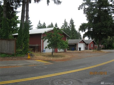 Shelton WA Single Family Home For Sale: $286,650