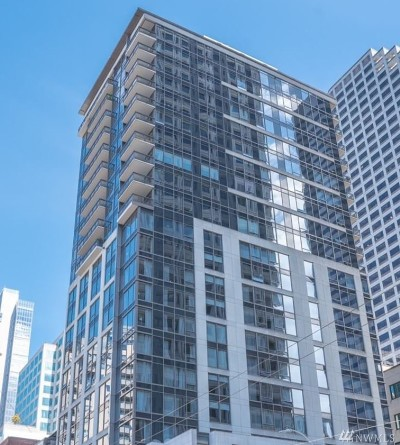 Condo/Townhouse Sold: 1000 1st Ave #1704