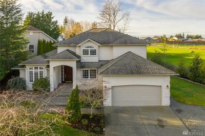 Mount Vernon Single Family Home Contingent: 1201 Alpine View Dr