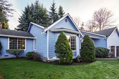 Lynnwood Single Family Home For Sale: 4030 186th St SW