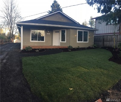 Port Orchard Single Family Home For Sale: 1435 Flower Ave