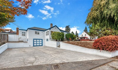 Everett Single Family Home For Sale: 6710 Olympic Dr