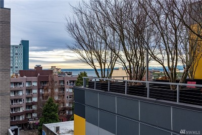 Condo/Townhouse Sold: 2201 3rd Ave #804
