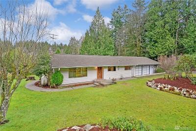 Bainbridge Island Single Family Home For Sale: 14824 State Highway 305 NE