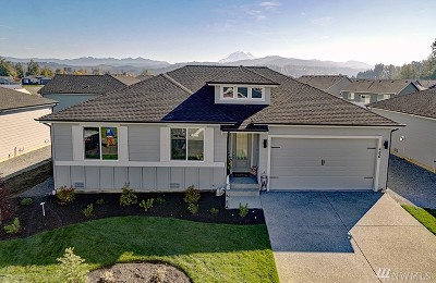 Orting Single Family Home For Sale: 112 Cherry Lane SW #Lot45