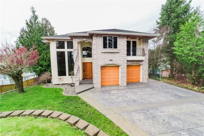Lake Tapps WA Single Family Home Contingent: $1,149,000