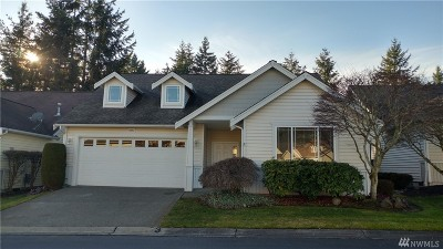 Puyallup Single Family Home For Sale: 16902 91st Ave E