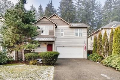 Redmond Single Family Home For Sale: 11073 Elliston Way NE
