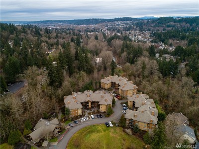 Issaquah Condo/Townhouse For Sale: 1000 Cabin Creek Lane SW #B305