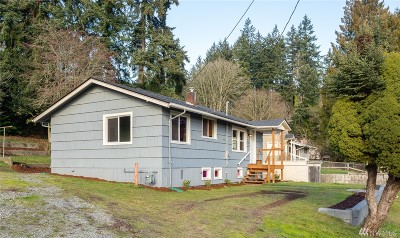 Bremerton Single Family Home For Sale: 247 S Hartford Ave