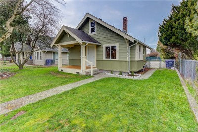 Single Family Home For Sale: 6106 S Yakima Ave